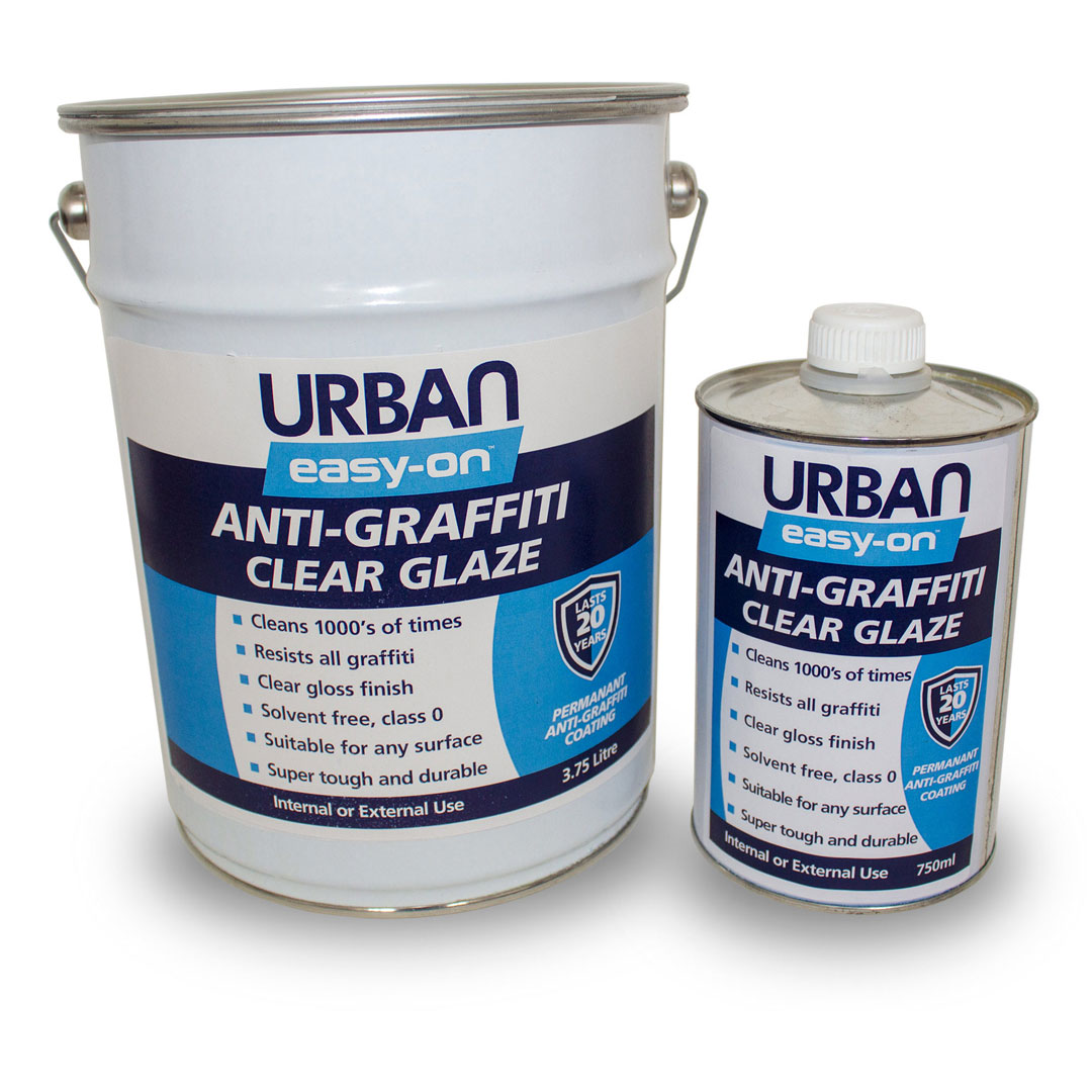 Anti-Graffiti Coating easy-on 4.5Ltr product